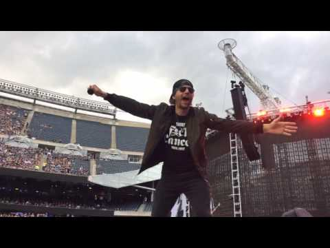 Avenged Sevenfold - The Stage @ Soldier Field 06/18/2017