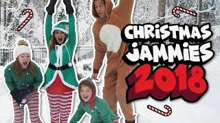 "Christmas Jammies 2018 // The Holderness Family // ""The Real Slim Shady"" Parody"