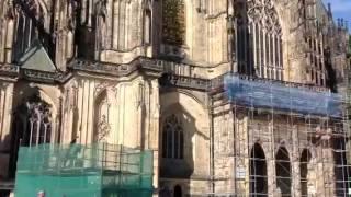 """Прага- """"Королевские Градчаны""""- Собор- площадь"""