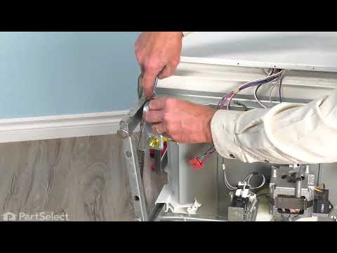 GE Dishwasher Repair – How to Replace the Inlet Valve (GE # WD15X10014)