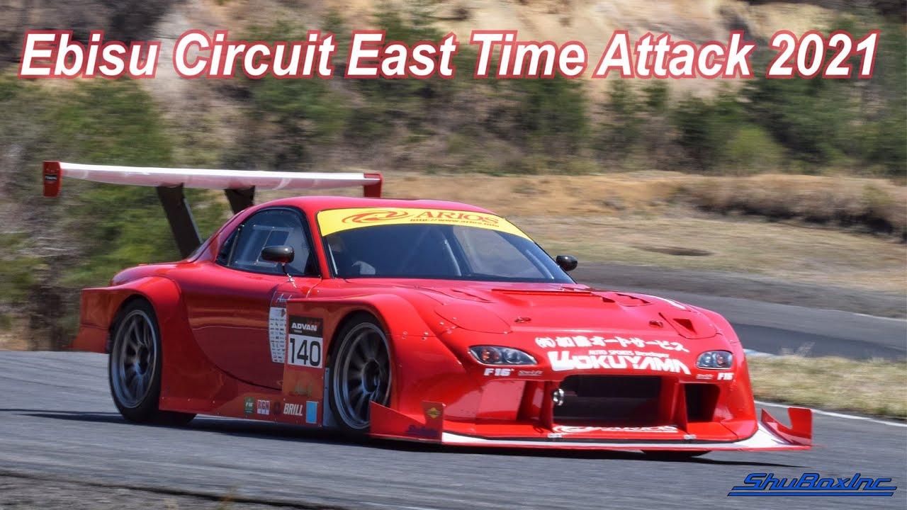 2021.4.11 Ebisu East Time Attack - エビス東走行会 2021
