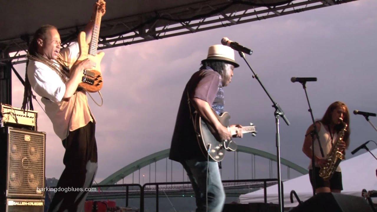 """2013-08-10 Joe Louis Walker """"Too Drunk to Drive"""" Live @ Heritage Music BluesFest 2013"""