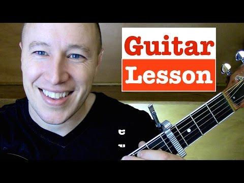 Here ★ Guitar Lesson ★ Alessia Cara