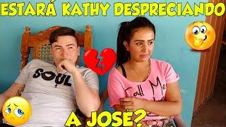 QUE AHUEVADA LE DIO JOSÉ A NANO😂 Kathy no esta decidida si darle una oportunidad a José💔 Parte 5