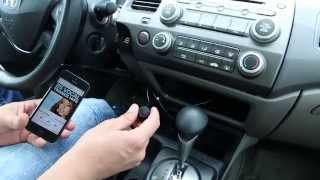 Honda Civic 2006-2011 Bluetooth Extension installation by GTA Car Kits