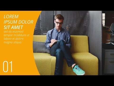 Circle Corporate Presentation Premiere Pro Templates