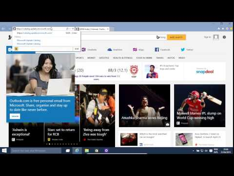 Windows 10 And 8.1 Update And Manual Update Tutorial