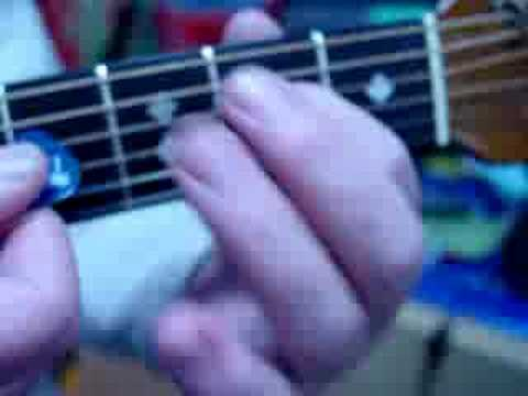 A D Power Chord Exercise Youtube