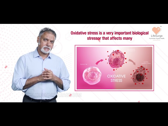 Explainer video for Lifesurge biosciences | Kreative Garage Studios | Mumbai, India