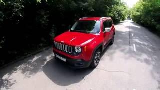 Jeep Renegade - Движение с комментариями
