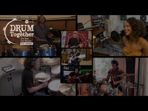 WhyHunger's Drum Together (Official Video)