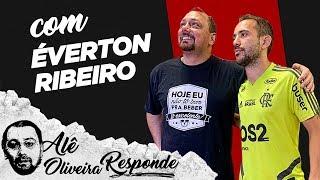 ÉVERTON RIBEIRO: GABIGOL e BRUNO HENRIQUE são os MELHORES do FLAMENGO - Alê Oliveira Responde #104