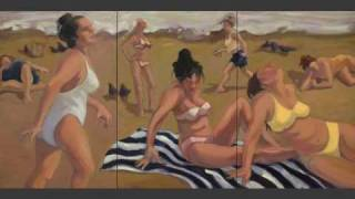 Pamela Hill Enticknap: American Beach Life