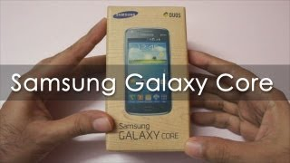 Samsung Galaxy Core Review Videos