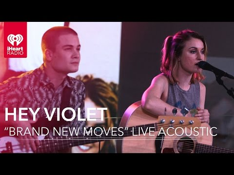 """Hey Violet - """"Brand New Moves"""" Live Acoustic 