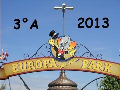 Sortie à Europa Park de la 3°A ! 2013