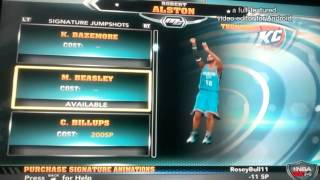 NBA 2k14 Xbox 360/how to get 99 overall myplayer