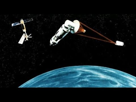 China Building New Space Laser Weapon