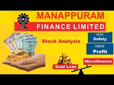 Gold Loan : Manappuram Finance Limited Share Analysis In Hindi