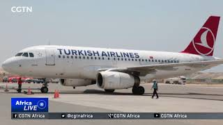 Joy as Somalia controls her airspace again after 25 years