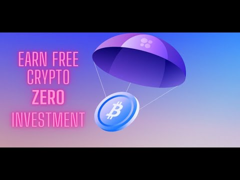 Earn Crypto Free Without Investment – Airdrops – Hindi/Urdu