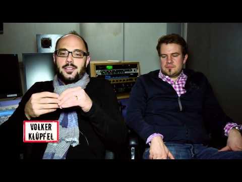 """Making-of zu """"Herzblut"""" von Volker Klüpfel & Michael Kobr"""