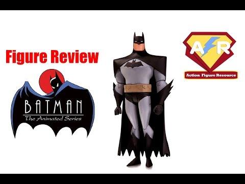 Action Figure Review - The New Batman Adventures Animated Batman