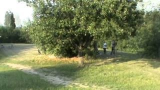 Orienteering ricreativo a Montegrotto Terme nel Parco di Villa Draghi