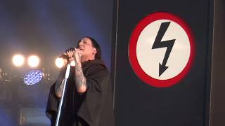 Marilyn Manson - Cry Little Sister Cover - Download Festival, England - Jun 10 2018