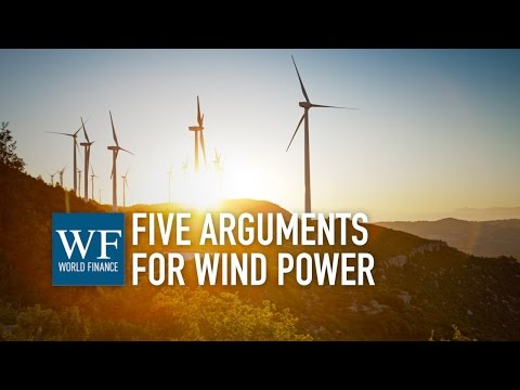 Peter Wenzel Kruse on power | Vestas Wind Systems A/S | World Finance Videos