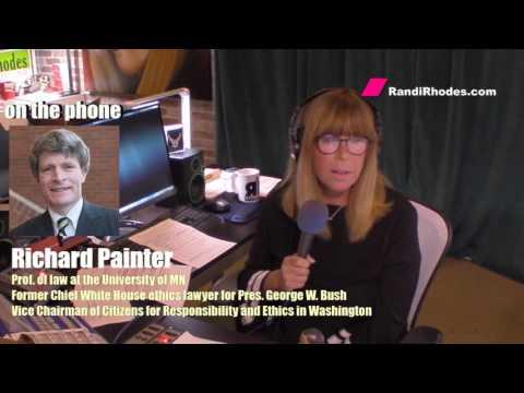 The Randi Rhodes Show: WELCOME RICHARD PAINTER