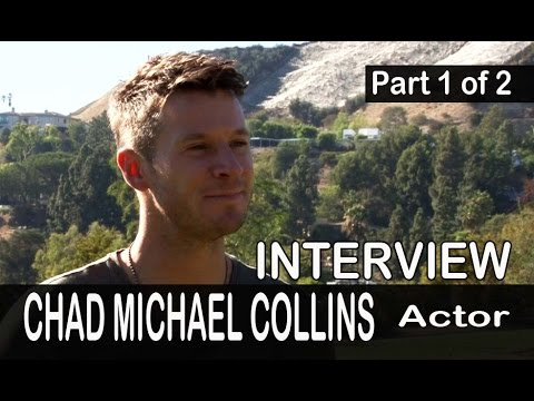 Chad Michael Collins: Sniper Ghost Shooter  Actor  Part 1 of 2