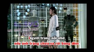 don't leave karaoke việt version