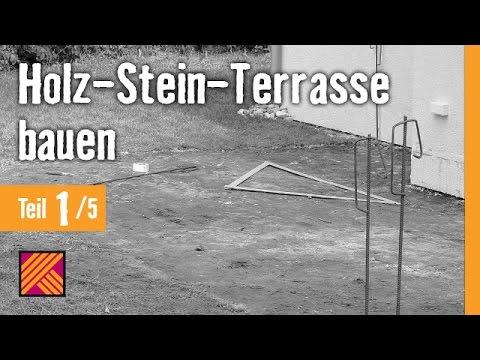 Version 2013 Holz Stein Terrasse Bauen Kapitel 1