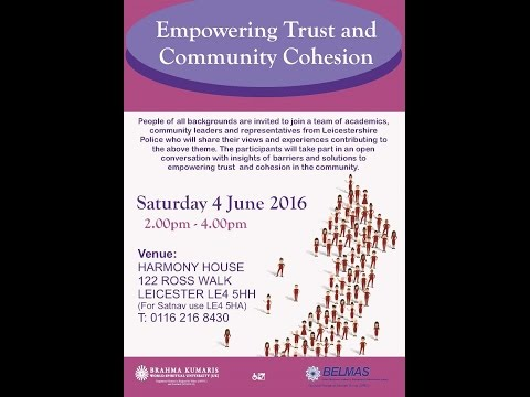 Empowering Trust and Community Cohesion