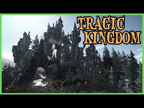 TRAGIC KINGDOM! Park Spotlight 131 #PlanetCoaster