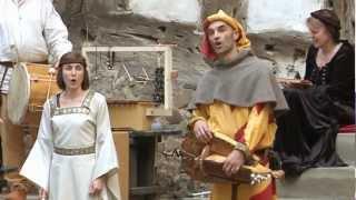 Knud Seckel und Claudia Heidl - Totus floreo
