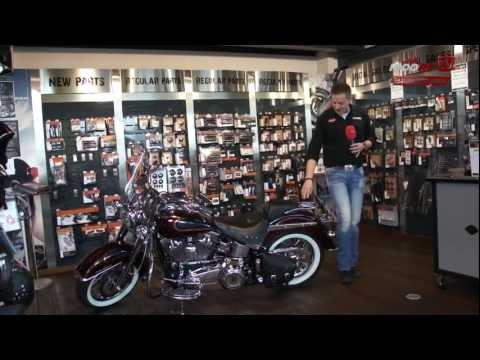 Harley Davidson Heritage Softail Classic Motodrom