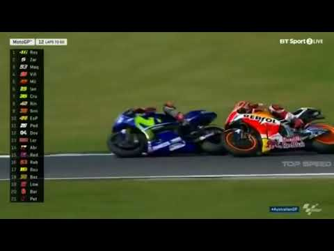 MotoGP Phillip Island Australia 2017 Full Race