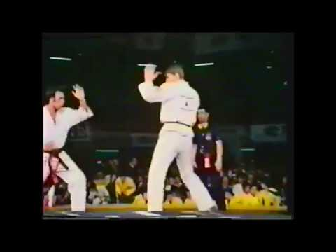Дольф Лундгрен - Настоящий Бой (Каратэ НОКАУТ 1979) и Сила Удара