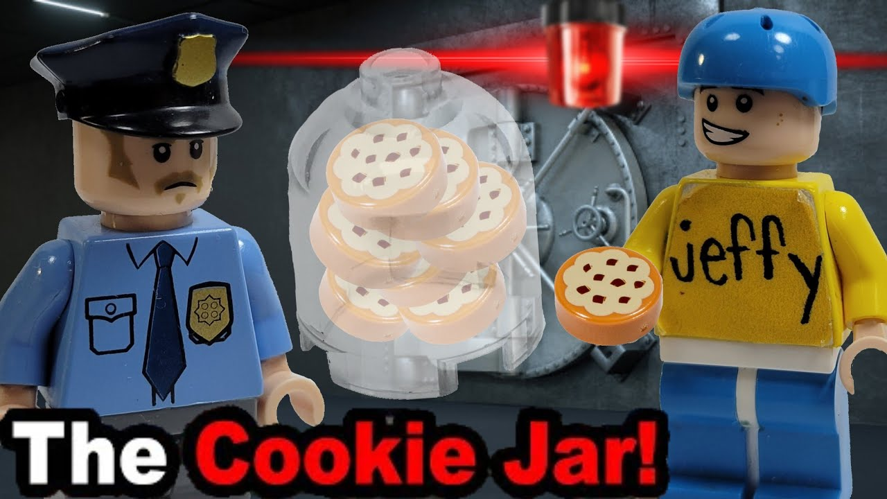 Lego SML: The Cookie Jar!