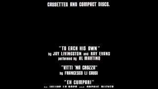 The Godfather: Part III (1990) - End Credits