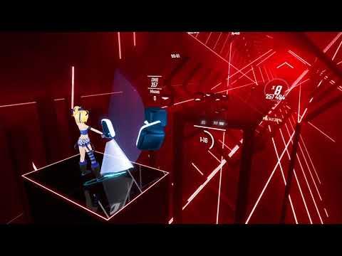 Beat Saber | S3RL Feat. Gl!tch - Click Bait