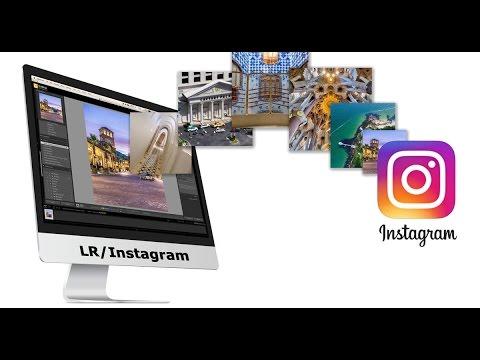 Lightroom Plugin For Instagram - LRInstagram