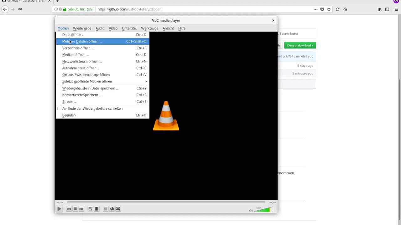 RTMP Stream via VLC