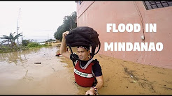 EVACUATING A FLOOD IN THE PHILIPPINES (Tropical Storm Vinta, Cagayan de Oro)