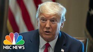 Live: President Donald Trump Signs Coronavirus Relief Bill   NBC News