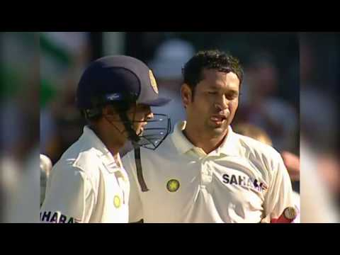 Sachin's 241 Not Out against Australia 2004