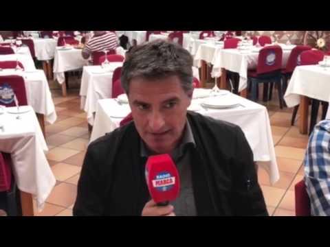 Míchel habla sobre el Sevilla en Radio Marca Málaga