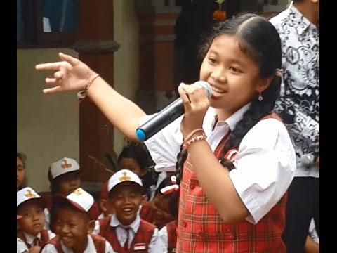 HUT PGRI - Dewi Saraswati